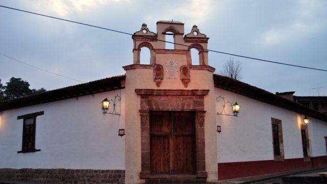Antiguo Colegio de san Nicolás (Museo de Artes e Industrias Populares)