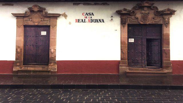 Casa de la Real Aduana