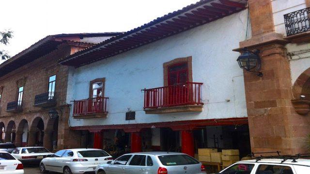 Casa del portal chaparro