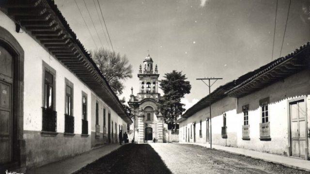 Plazuela del Santuario