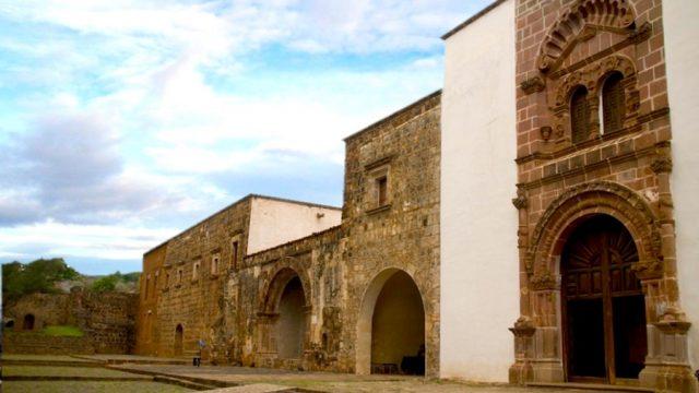 Museo del Antiguo Convento Franciscano de Santa Ana (Museo Comunitario de Tzintzuntzan)