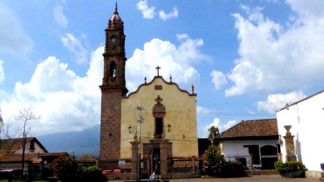 Parroquia de la Inmaculada Concepción Santa Clara del Cobre