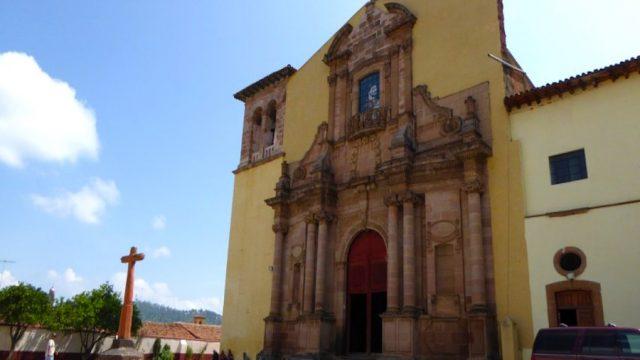 Convento y templo de san Francisco