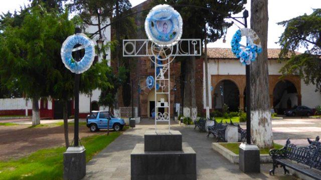 Templo y Exconvento de Nuestra Señora de la Asunción