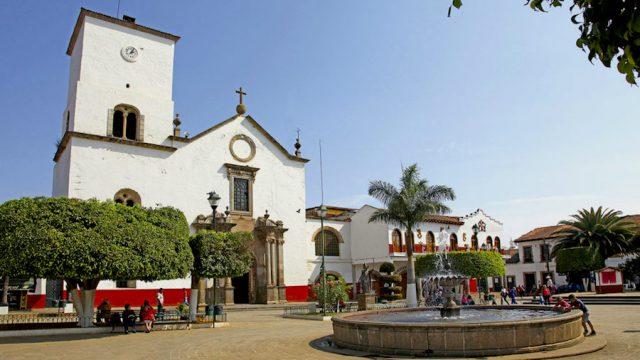 Catedral de Tacámbaro (Catedral de san Jerónimo)