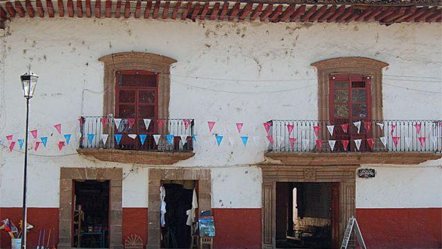 Palacio de Huitizimengari