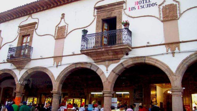 Casa de los condes de Villahermosa y Alfaro